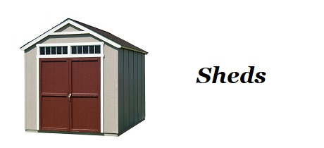 Wooden Storage Sheds Rent to Own